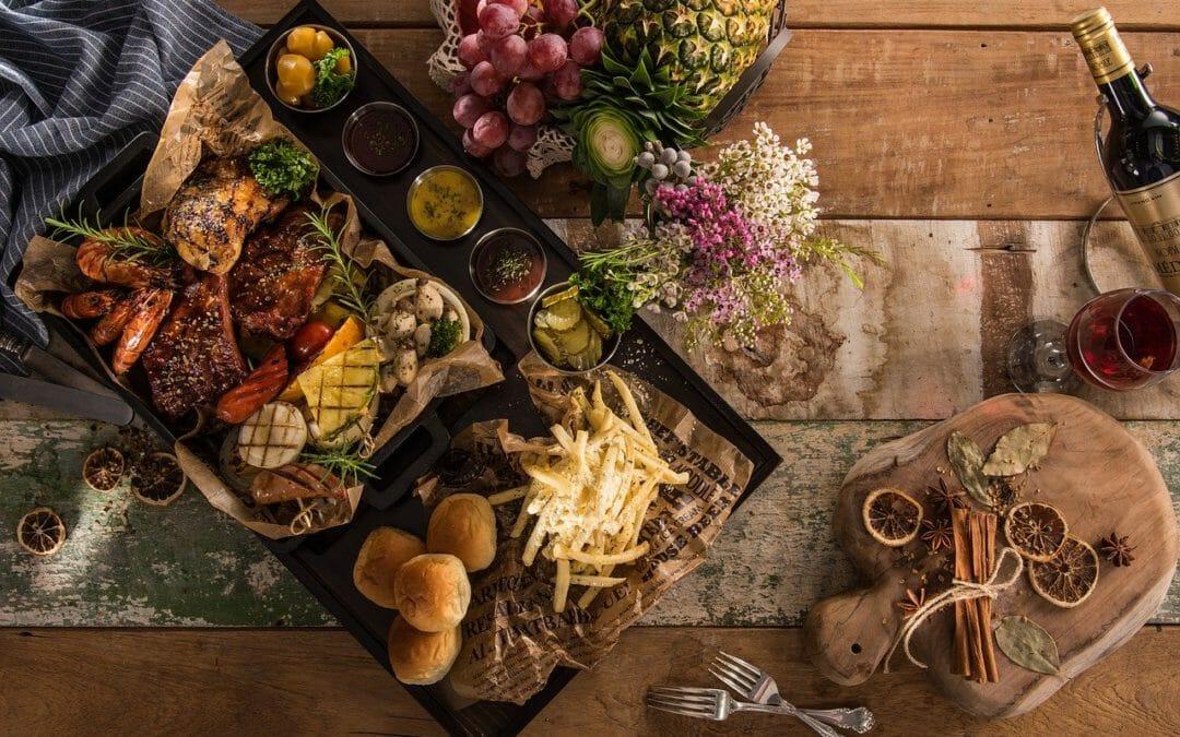 Les cuisines et la gastronomie créole