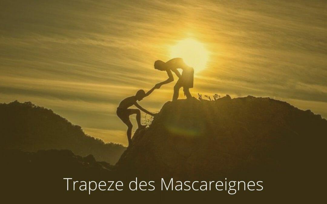 3 activités extrêmes du trapeze des Mascareignes