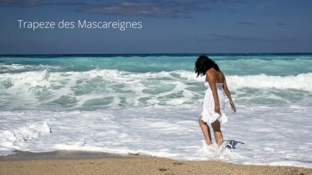 touriste sur la plage