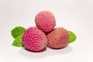 fruit du litchi