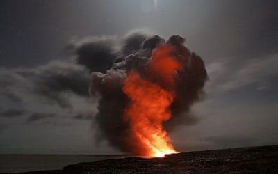 Les volcans des îles Mascareignes